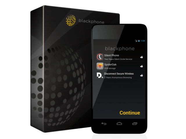 Blackphone PrivatOS 1.1 Update