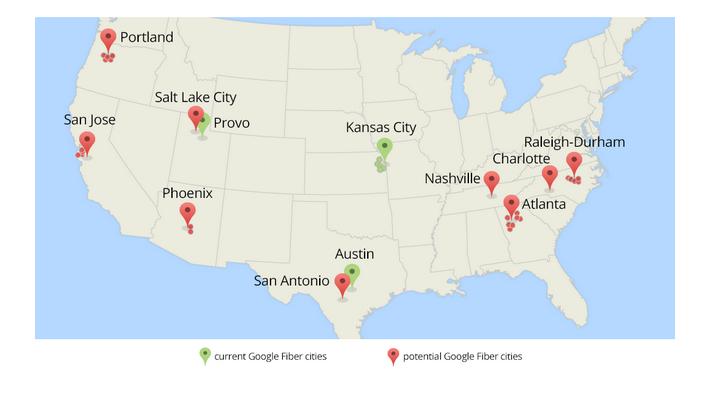 google-fiber-map