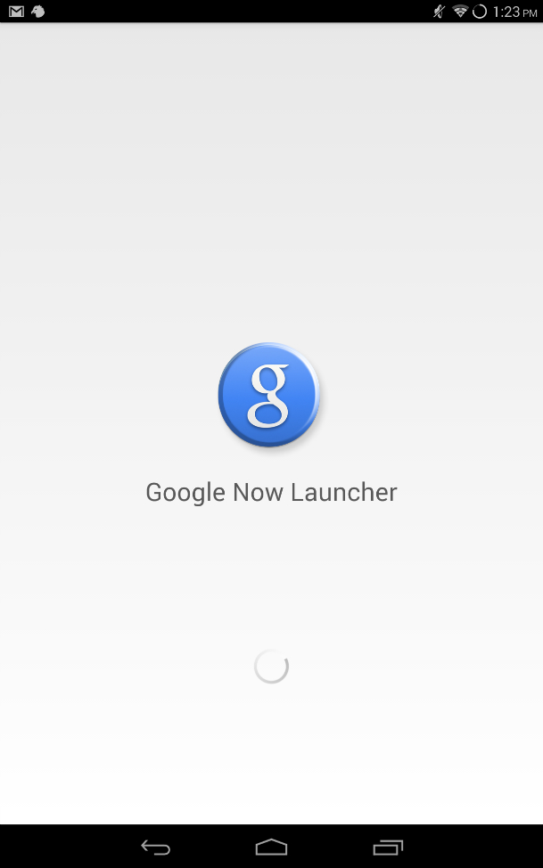 """Google Now Launcher"" name revealed in latest Google Search for Android app update 