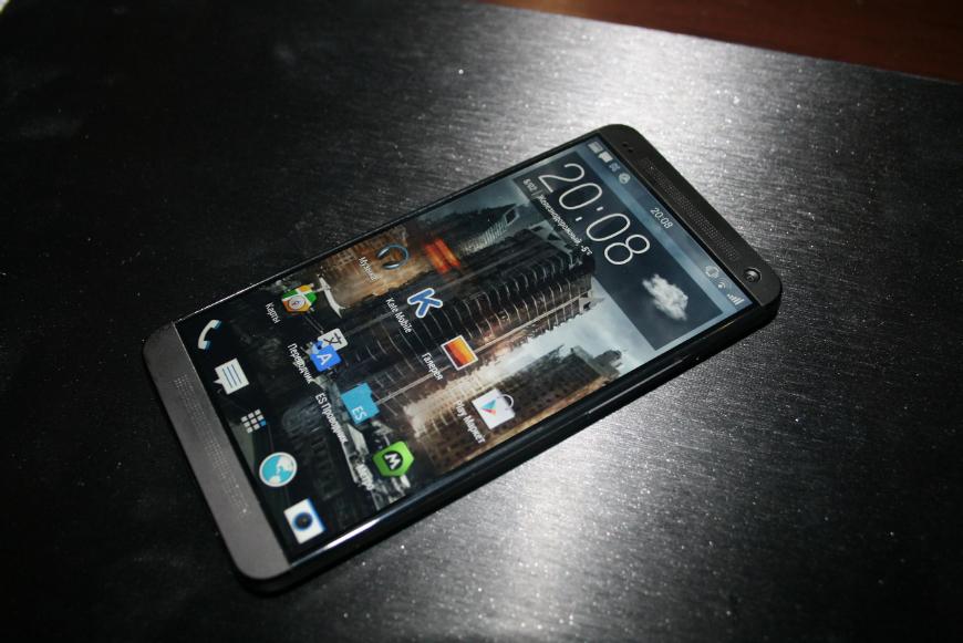 HTC M8 Photos