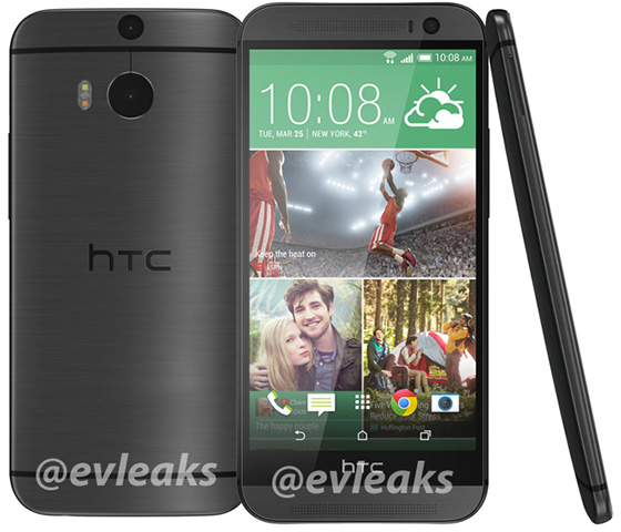 htc-one-evleaks-gray