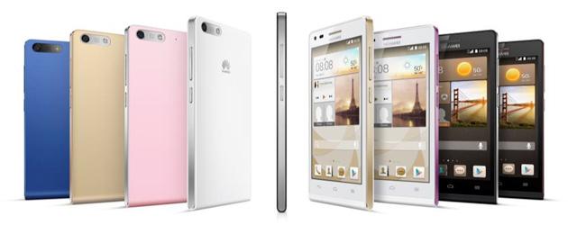 Huawei Ascend G6 Specs, Release Date