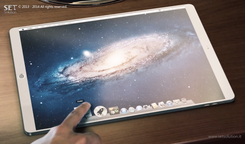 12.9-inch iPad Pro Rumors: Specs
