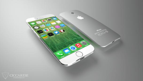 iPhone 6 Specs Sapphire Display