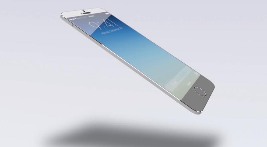 iPhone 6 Concept Design Specs