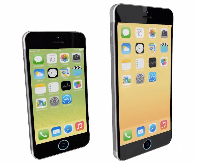 5.5-inch iPhone 6 Specs: Sapphire Display