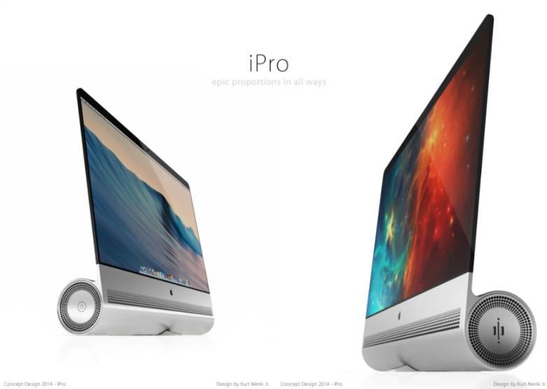 iPro Concept iMac Mac Pro
