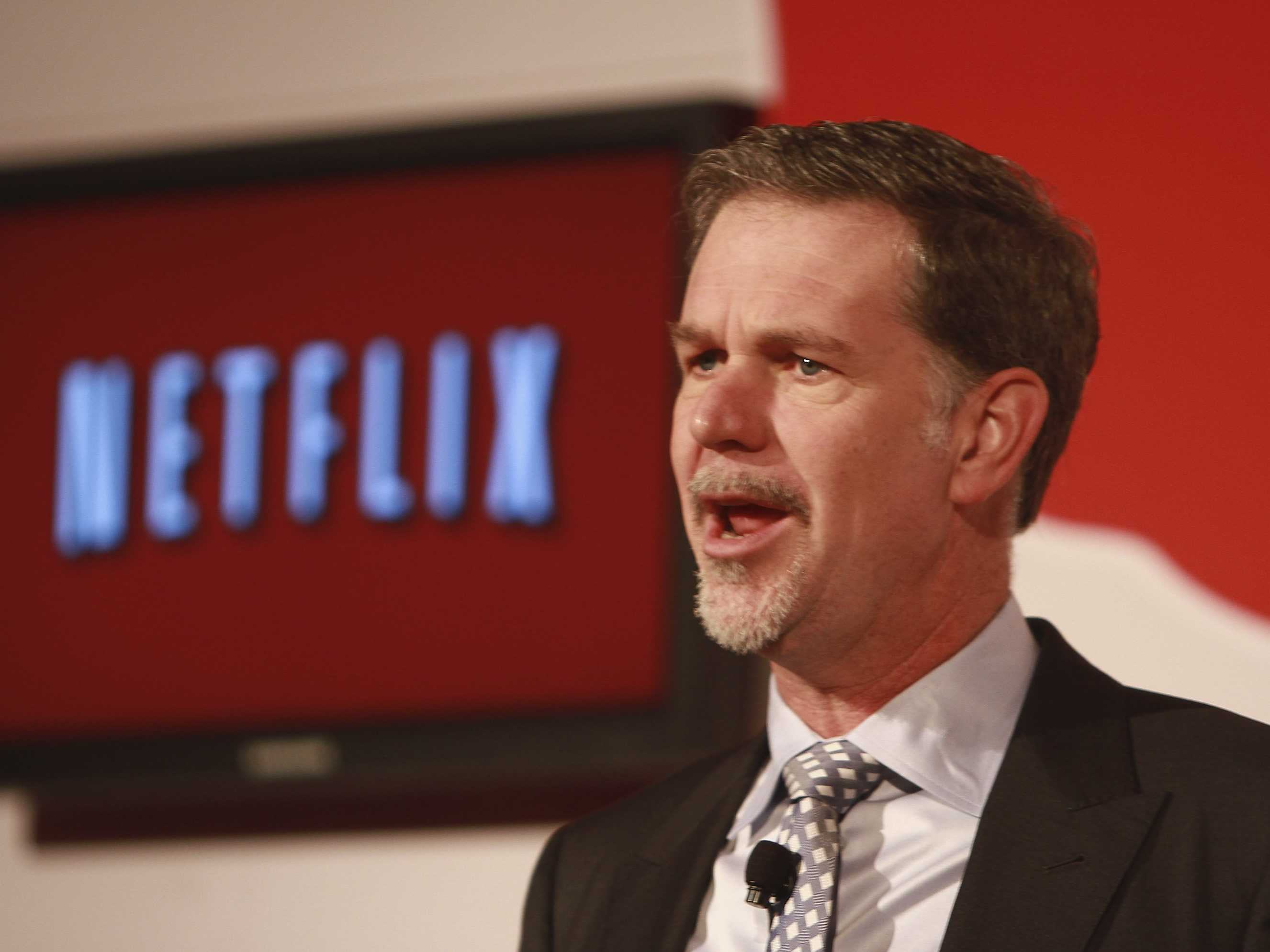 Netflix CEO on Net Neutrality