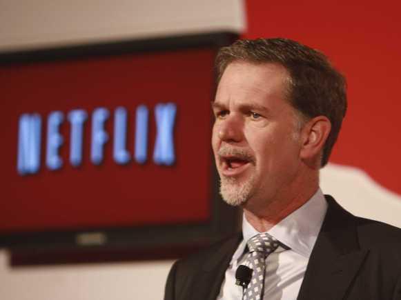 Netflix calls 'strong' neutrality it's