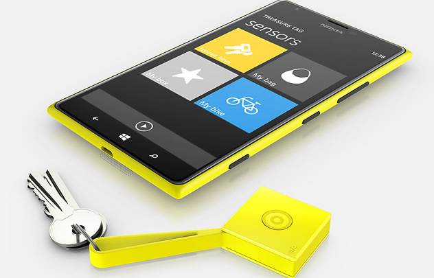 Nokia Treasure Tags Release Date