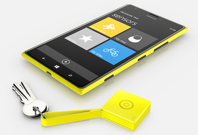 Best Smartphone Accessories Nokia Treasure Tags
