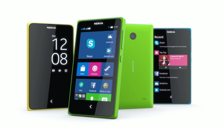 Nokia X On Sale In India