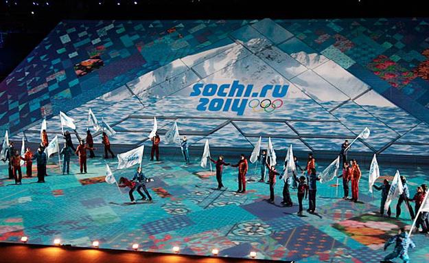 Sochi Internet Hacking