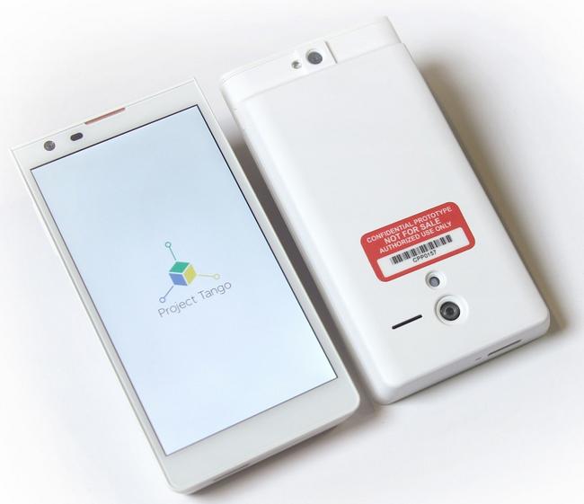 Google Project Tango Tablet