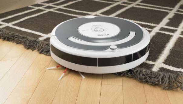 Funny Roomba Videos Dog