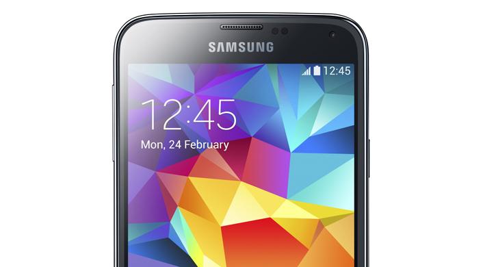 Samsung Galaxy S5 Production