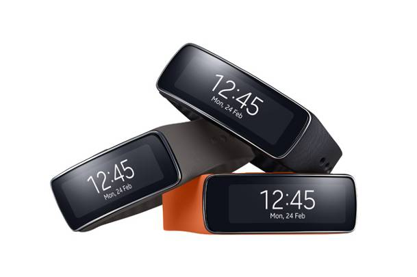 Samsung Gear Fit Reveal