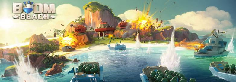 Supercell Boom Beach iOS, Android