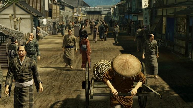Yakuza Screen 4