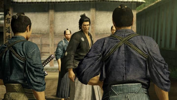 Yakuza PlayStation 4 1080p Screenshots