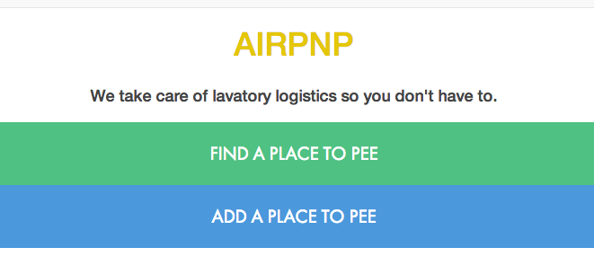 Airpnp Bathroom Rental Mobile App
