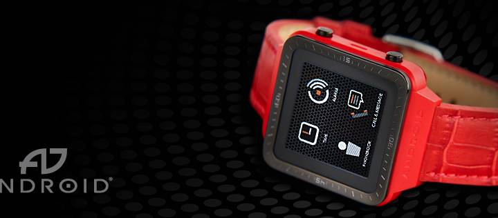 Android SmartWatch Specs, Price
