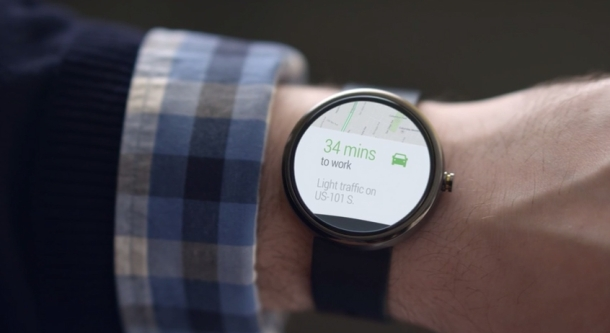 Video: Here's Android Wear actually