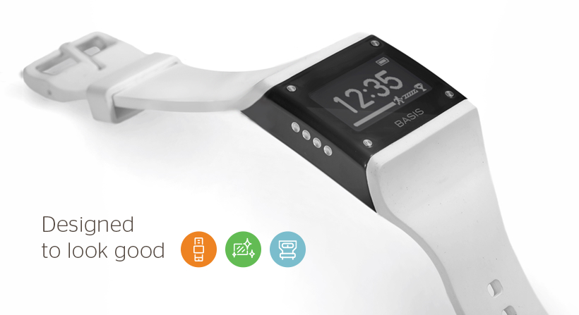 Intel Basis Smartwatch Launch