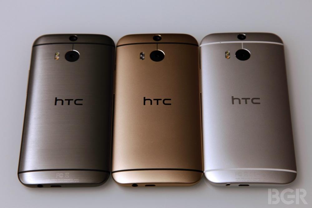 Plastic HTC One M8 Release Date