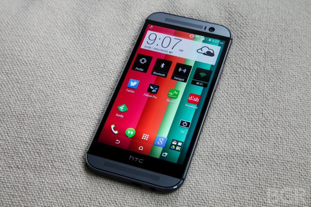 HTC One (M8) vs Galaxy S5 Comparison