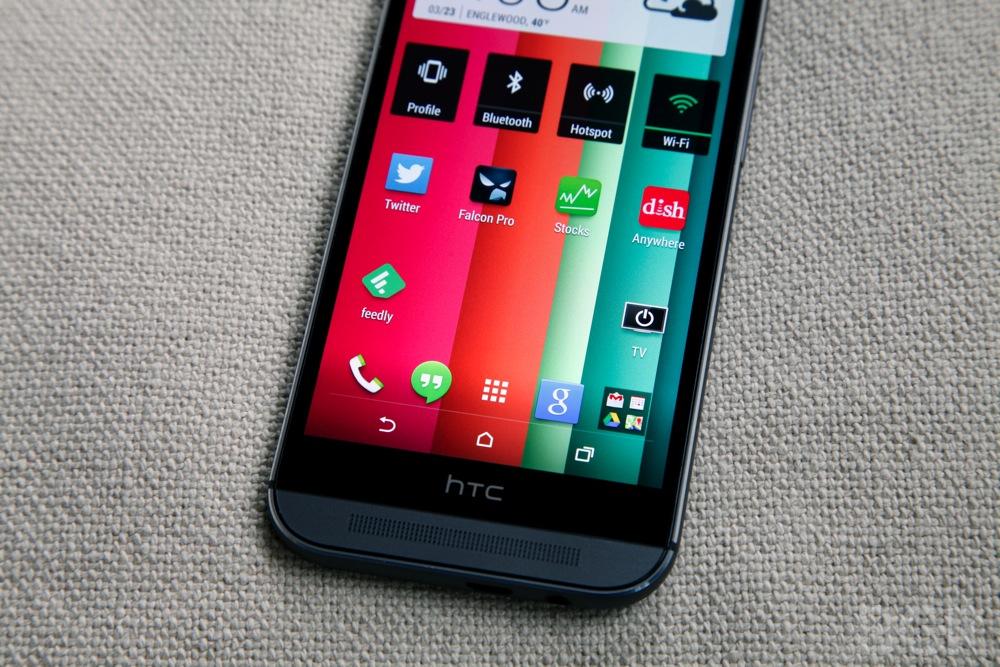 HTC One M8 Vs iPhone 5s