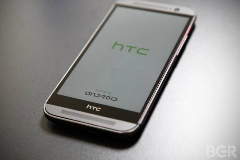 Galaxy S5 HTC One (M8) Android OS
