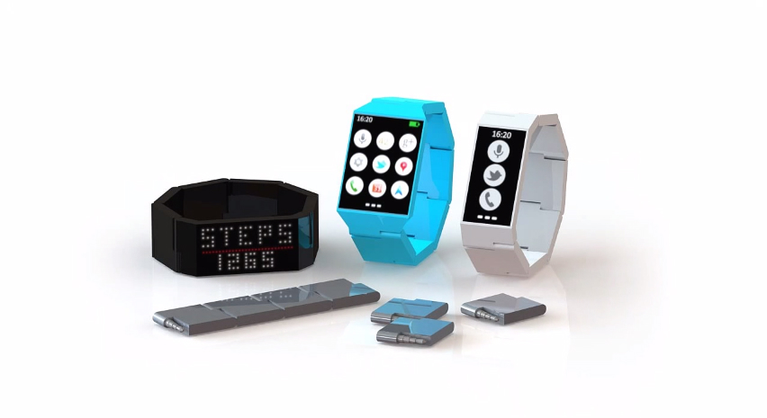 Video: What if your smartwatch was modular too? – BGR