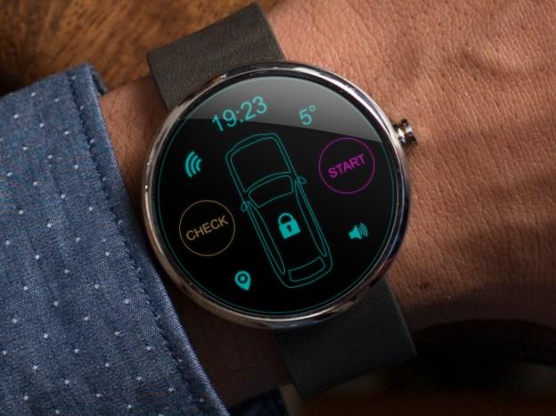Car Alarm app by Alex Martinov | Source: Dribbble