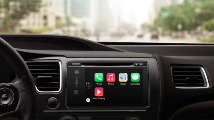 CarPlay iOS in the Car Launch