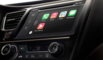 Toyota Apple CarPlay Support