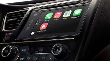 Toyota Apple CarPlay Support