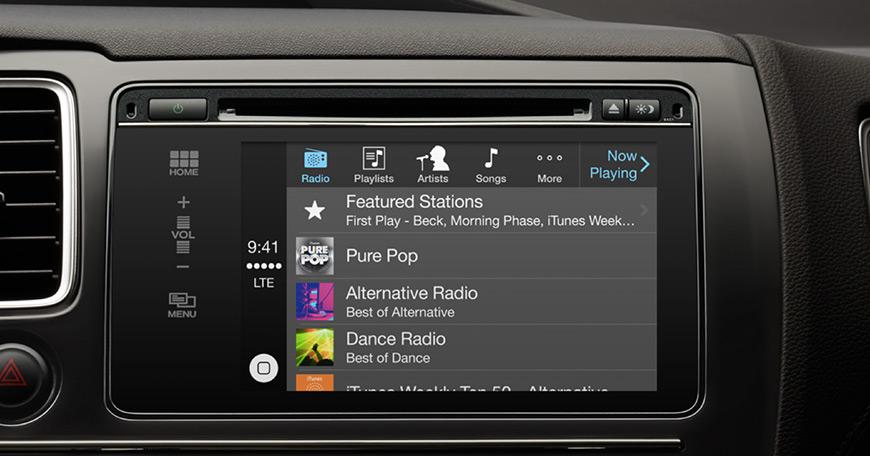 Apple CarPlay Radio