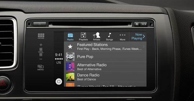 Apple CarPlay Radio