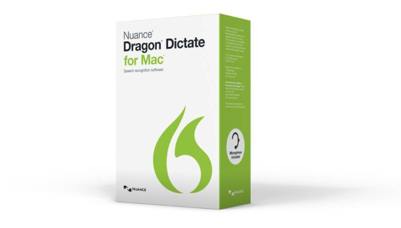 Dragon Dictate for Mac 4 Launch