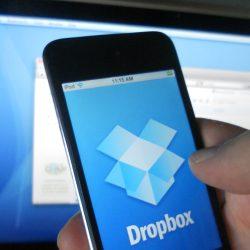 Dropbox iOS Update Features