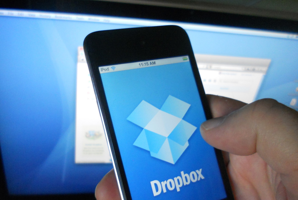 Dropbox security vulnerability
