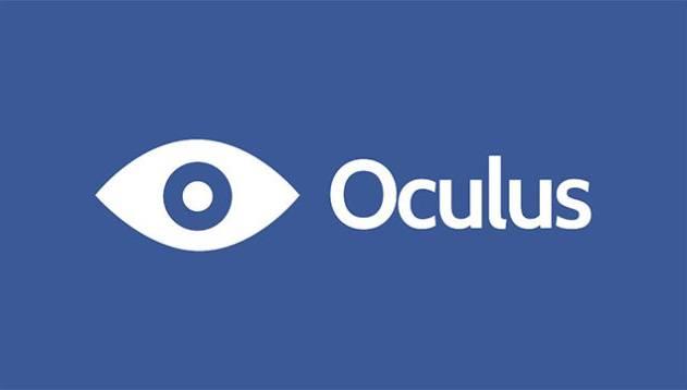 Facebook Oculus Rift User Interface and Brand