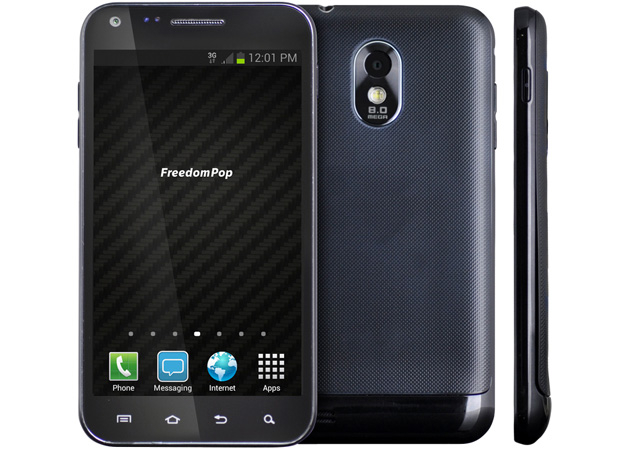 FreedomPop Privacy Phone Galaxy S2 Features, Price