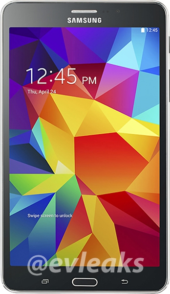 Galaxy Tab 4 7-inch Black