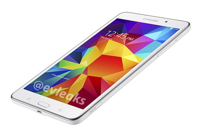 Samsung Galaxy Tab 4 Leak