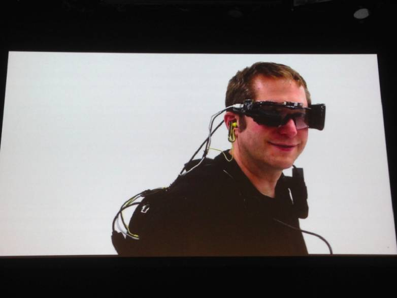 Google Glass Design Features