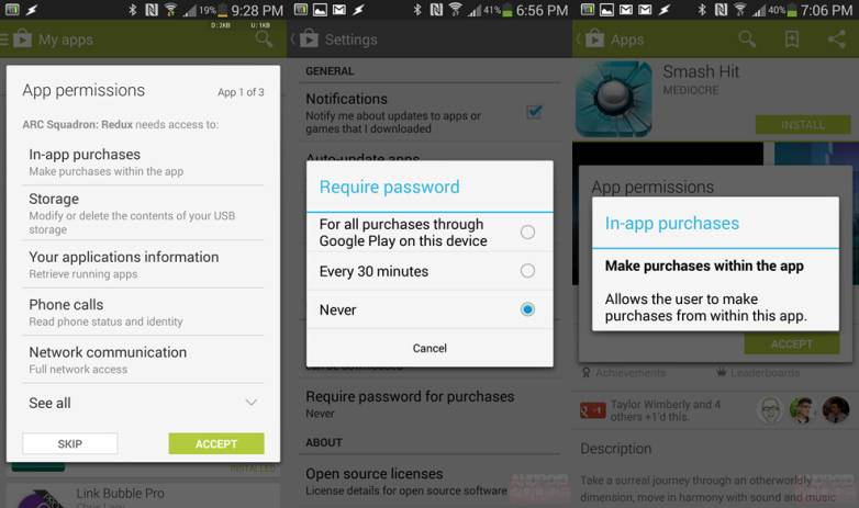 Google Play Store 4.6.16 Android App Update