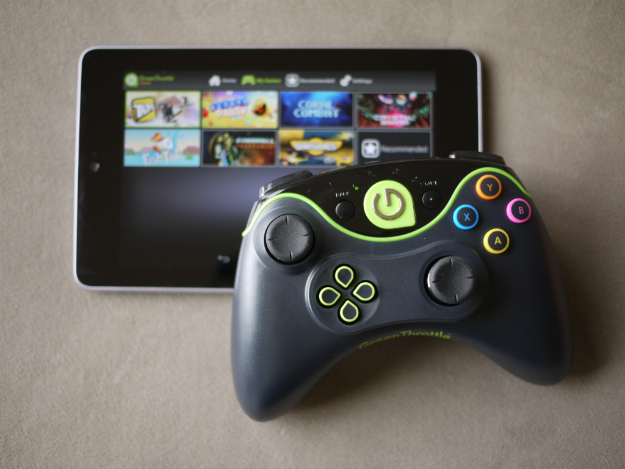 Nexus TV Specs Gaming Features