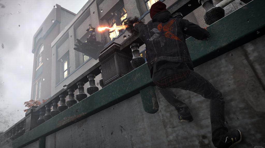 Infamous: Second Son Preview